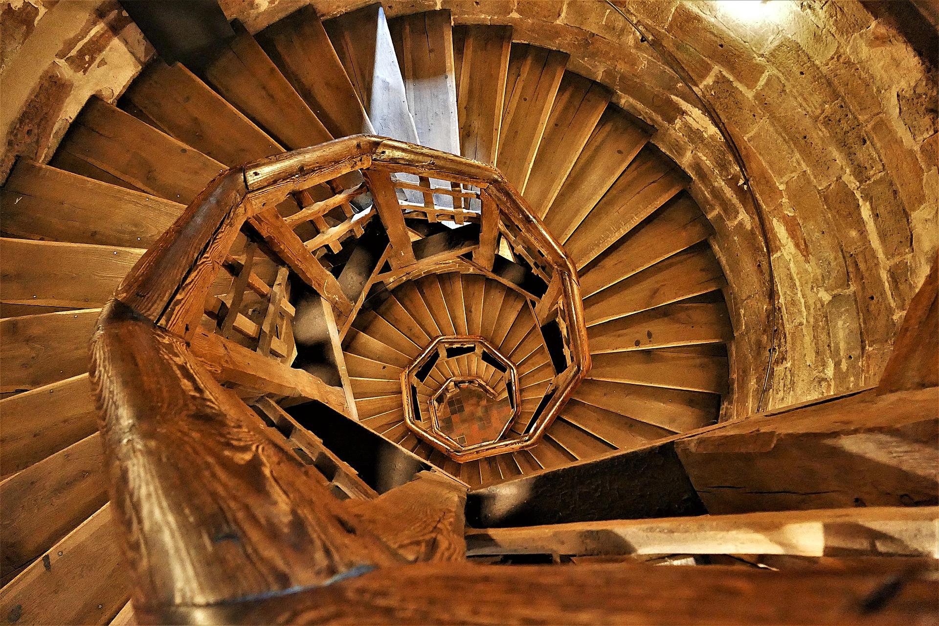 Comment repeindre un escalier en bois